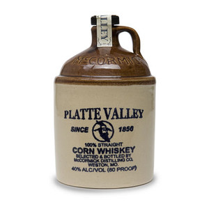 Platte Valley Straight Corn Whiskey 750ml