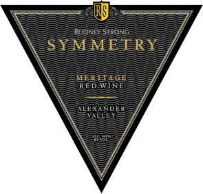 Rodney Strong Symmetry Alexander Valley Red Meritage