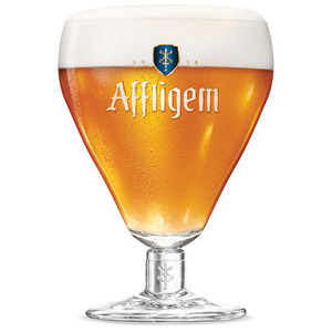 Affligem Belgian Ale Glass Approx 12oz