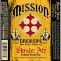 Mission Brewery Blonde Kolsch-Style Ale 22oz