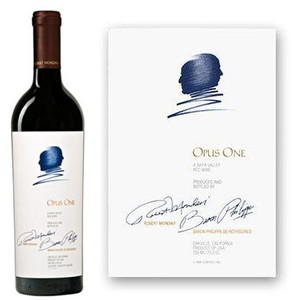 Opus One Napa Valley Red Wine 375ml