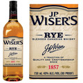 J.P. Wiser's Rye Blended Canadian Whisky 750ml