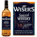 J.P. Wiser's Spiced Vanilla Canadian Whisky 750ml