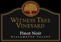 Witness Tree Estate Willamette Valley Pinot Noir Oregon