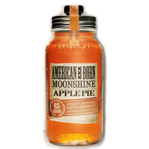 American Born Apple Pie Moonshine 750ml