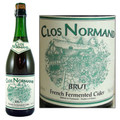 Clos Normand Brut French Fermented Cider 750ml