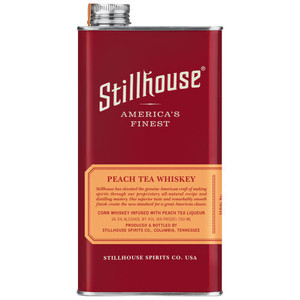 Stillhouse Moonshine Peach Tea Whiskey 750ml Can