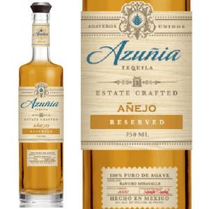 Azunia Anejo Reserved Tequila 750ml