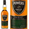 Powers Signature Release Irish Whiskey 750ML