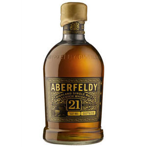 Dewar's Aberfeldy 21 Year Old Single Malt Scotch 750ml