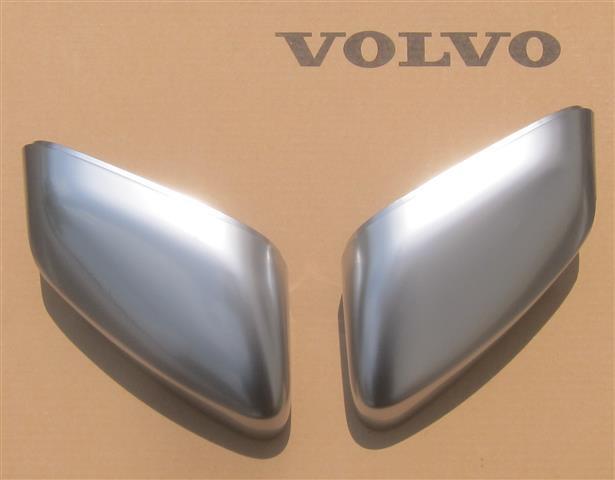 Volvo XC90 R-Design Chrome Mirror Covers (OEM) | 2007-2014