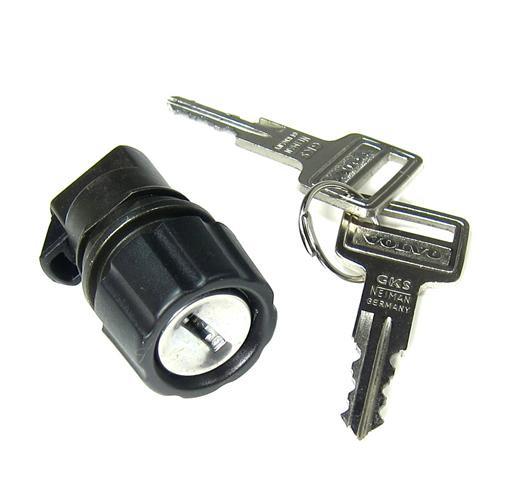 Volvo Key Replacement Cost: Volvo 240 Glove Box Lock (1981-1985)