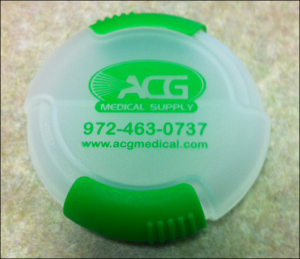 Free ACG Pill Box for Nurses May 6-12, 2014