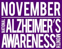 National Alzheimer's Disease Month 2014