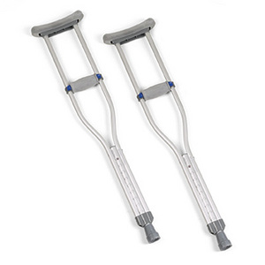 Photo of a pair of crutches