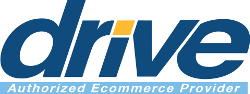 Official Drive Authorized Ecommerce Provider Logo