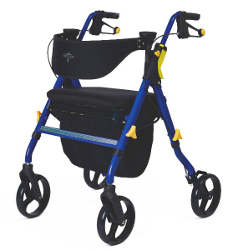 Medline Empower Rollator Walker