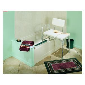 Padded Bath Shower Transfer Bench
