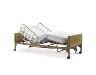 Invacare Semi-Electric Hospital Bed Package - 5310IVC, 6630, 5180