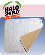 "Salk Halo Shield CareFor Ultra Odor-Control Underpad - 32"" x 36"""