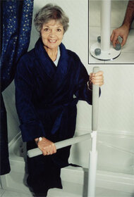 HealthCraft Advantage Rail Bariatric Portable