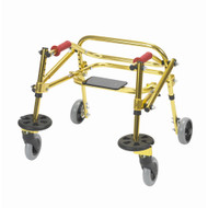 Drive Nimbo Lightweight Posterior Posture Walker - Bumper Guards