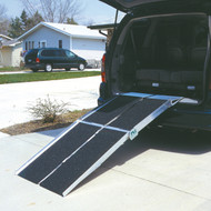 PVI Multifold Reach Folding Ramp - 7'