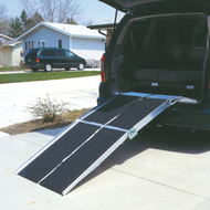 PVI Multifold Reach Folding Ramp - 8'