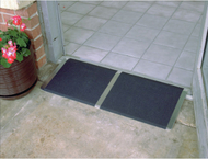 "PVI Standard Threshold Ramp - 12"" x 32"""