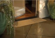 "PVI StoneCap Rubber Threshold Ramp - 12 1/4"" x 42"""