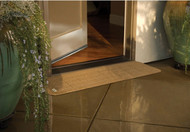 "PVI StoneCap Rubber Threshold Ramp - 18 1/8"" x 60"""
