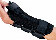 ProCare ComfortFORM Wrist with Abducted Thumb - Left - X-Small