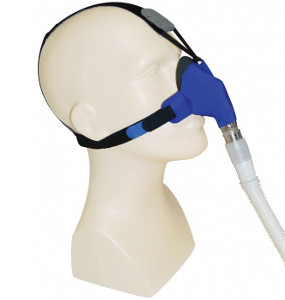 Circadiance SleepWeaver Advance Soft Cloth Nasal CPAP Mask
