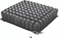 "Roho Dry Floatation High Profile Wheelchair Cushion - 18"" x 18"""
