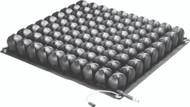 "Roho Dry Floatation Low Profile Wheelchair Cushion - 18"" x 18"""
