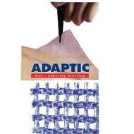 "Systagenix Adaptic Non-Adhesive Wound Dressing - Sterile 3"" x 3"""