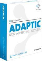 "Systagenix Adaptic Non-Adhesive Wound Dressing - Sterile 3"" x 8"""