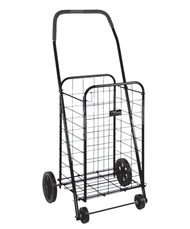 Briggs Folding Shopping Cart - Black