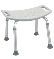Drive Deluxe Aluminum Bath Chair without Back