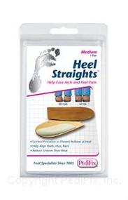 PediFix Heel Straights - Large