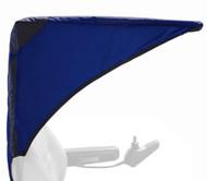 Diestco Weatherbreaker Canopy - Base Model - Navy Blue