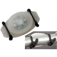 Diestco TwistLit LED Light for Electric Scooters and Wheelchairs - White