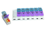 Ezy Dose Weekly AM-PM Pill Planner