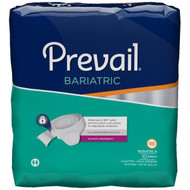 Prevail Bariatric Adult Briefs
