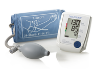 LifeSource Advanced Manual Inflate Blood Pressure Monitor - Medium Cuff