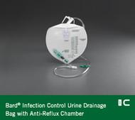 Bard Urine Drainage Bag - Single Hook