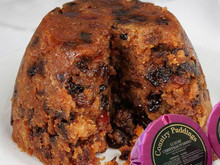 Luxury Christmas Pudding