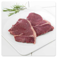 Cumbrian Sirloin Steak - 4 per pack (250g) - 1kg Pack