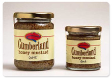 Cumberland Honey Mustard - Garlic