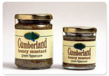 Cumberland Honey Mustard - Green Peppercorn